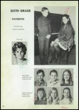 1972 Eula High School Yearbook Page 56 & 57
