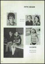 1972 Eula High School Yearbook Page 58 & 59