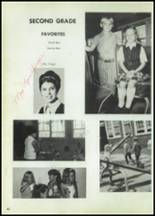 1972 Eula High School Yearbook Page 64 & 65