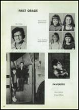 1972 Eula High School Yearbook Page 66 & 67