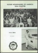 1972 Eula High School Yearbook Page 72 & 73