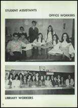1972 Eula High School Yearbook Page 74 & 75