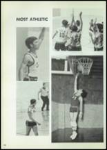 1972 Eula High School Yearbook Page 76 & 77