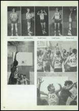 1972 Eula High School Yearbook Page 80 & 81