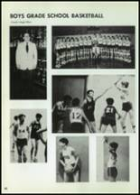 1972 Eula High School Yearbook Page 84 & 85
