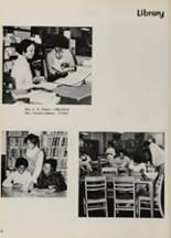 1974 Lanier High School Yearbook Page 24 & 25