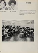 1974 Lanier High School Yearbook Page 30 & 31