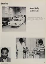 1974 Lanier High School Yearbook Page 32 & 33