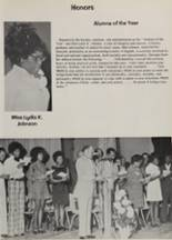 1974 Lanier High School Yearbook Page 38 & 39