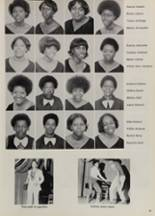 1974 Lanier High School Yearbook Page 42 & 43