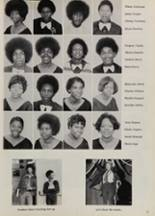 1974 Lanier High School Yearbook Page 44 & 45