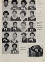 1974 Lanier High School Yearbook Page 46 & 47