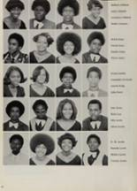 1974 Lanier High School Yearbook Page 48 & 49