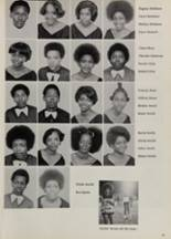 1974 Lanier High School Yearbook Page 50 & 51