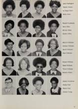 1974 Lanier High School Yearbook Page 52 & 53