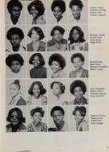 1974 Lanier High School Yearbook Page 54 & 55