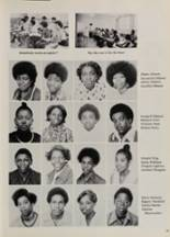 1974 Lanier High School Yearbook Page 56 & 57