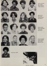 1974 Lanier High School Yearbook Page 62 & 63