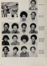 1974 Lanier High School Yearbook Page 64 & 65
