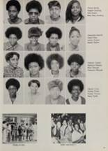 1974 Lanier High School Yearbook Page 66 & 67