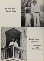 1974 Lanier High School Yearbook Page 76 & 77
