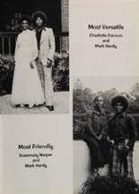 1974 Lanier High School Yearbook Page 78 & 79