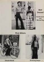 1974 Lanier High School Yearbook Page 80 & 81