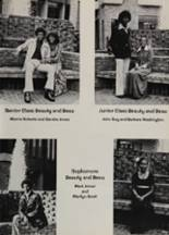 1974 Lanier High School Yearbook Page 82 & 83