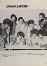 1974 Lanier High School Yearbook Page 84 & 85