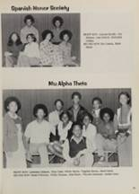 1974 Lanier High School Yearbook Page 86 & 87