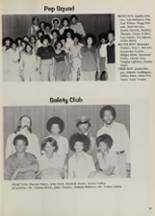 1974 Lanier High School Yearbook Page 88 & 89