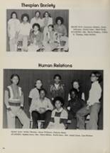 1974 Lanier High School Yearbook Page 90 & 91