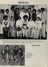 1974 Lanier High School Yearbook Page 92 & 93