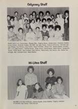 1974 Lanier High School Yearbook Page 96 & 97
