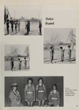 1974 Lanier High School Yearbook Page 106 & 107