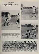 1974 Lanier High School Yearbook Page 108 & 109