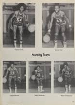 1974 Lanier High School Yearbook Page 114 & 115