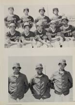 1974 Lanier High School Yearbook Page 122 & 123
