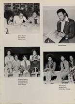 1974 Lanier High School Yearbook Page 128 & 129