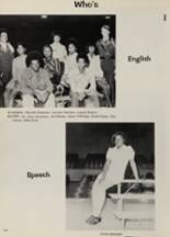 1974 Lanier High School Yearbook Page 130 & 131