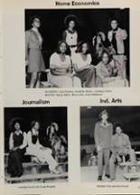 1974 Lanier High School Yearbook Page 132 & 133