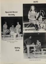 1974 Lanier High School Yearbook Page 134 & 135