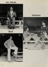 1974 Lanier High School Yearbook Page 136 & 137