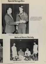 1974 Lanier High School Yearbook Page 138 & 139