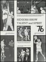 1976 Ragsdale High School Yearbook Page 56 & 57