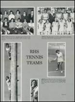1976 Ragsdale High School Yearbook Page 68 & 69