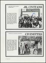 1976 Ragsdale High School Yearbook Page 110 & 111