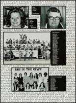 1976 Ragsdale High School Yearbook Page 136 & 137