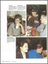 1991 Skyline High School Yearbook Page 20 & 21