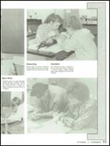 1991 Skyline High School Yearbook Page 56 & 57